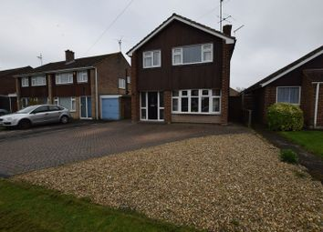 Thumbnail 3 bed detached house for sale in Connaught Road, Aylesbury