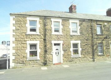 Thumbnail 5 bed semi-detached house for sale in Leazes Street, Amble, Morpeth