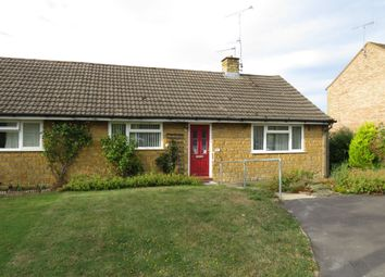 Thumbnail 2 bed semi-detached bungalow for sale in Weston Court, Long Compton, Shipston-On-Stour