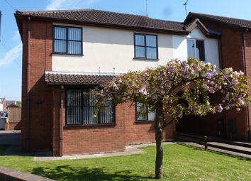 Thumbnail 2 bed end terrace house for sale in Brian Avenue, Skegness