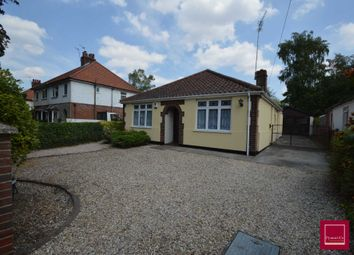 Thumbnail 2 bed detached bungalow for sale in Earlham Green Lane, West Norwich, Close To Uea