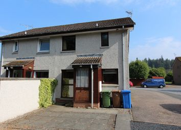 Thumbnail 1 bed flat for sale in 24 Lochlann Crescent, Culloden, Inverness