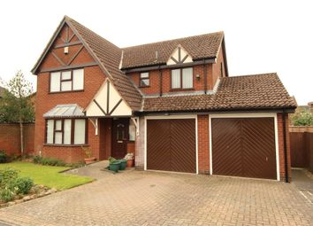 Thumbnail 5 bed detached house for sale in Tealby Close, Gilmorton, Lutterworth