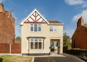 Thumbnail 3 bed detached house for sale in Furnace Lane, Loscoe, Heanor, Derbyshire