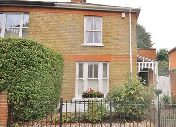 Thumbnail 2 bed semi-detached house to rent in Middle Hill, Egham, Surrey