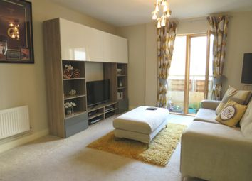 Thumbnail 1 bed flat for sale in Burton Street, Leicester