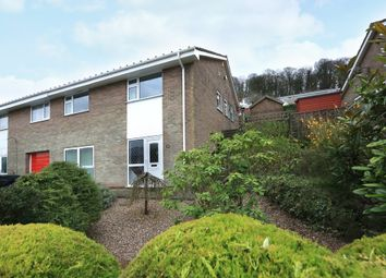 Thumbnail 4 bed semi-detached house for sale in Broom Park, Plymstock, Plymouth