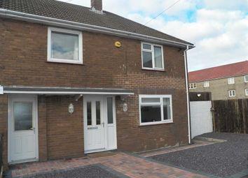 Thumbnail 3 bedroom semi-detached house for sale in Heol Frank, Penlan, Swansea