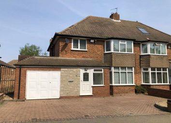 Thumbnail 3 bed semi-detached house to rent in Chestnut Drive, Castle Bromwich, Birmingham