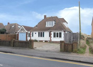 Thumbnail 5 bed detached bungalow for sale in The Parade, Greatstone