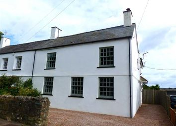 Thumbnail 3 bed semi-detached house for sale in Littledale, Welsh Street, Chepstow