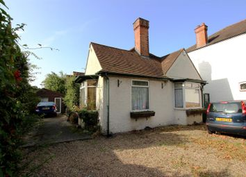 Thumbnail 3 bed bungalow for sale in Cecil Road, Enfield