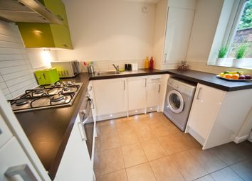 Thumbnail 6 bed shared accommodation to rent in Jemmett Street, Preston