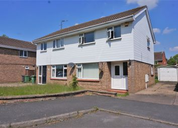 Thumbnail 3 bed semi-detached house for sale in Barsby Drive, Loughborough