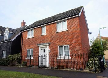 Thumbnail 3 bed detached house for sale in Thistle Way, Red Lodge