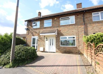 Thumbnail 3 bed end terrace house for sale in Parsonage Leys, Harlow