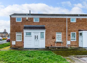 Thumbnail 3 bed end terrace house for sale in Brinklow Close, Matchborough West, Redditch
