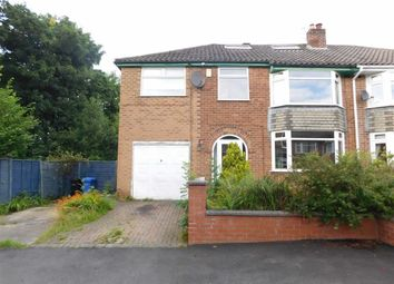 Thumbnail 5 bedroom semi-detached house for sale in Kays Wood Road, Marple, Stockport