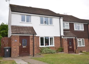 Thumbnail 3 bed end terrace house to rent in Gibbs Way, Yateley