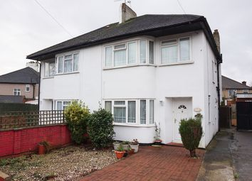 Thumbnail 3 bed semi-detached house for sale in Park Crescent, Harrow
