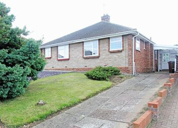 Thumbnail 1 bed semi-detached bungalow for sale in Kenilworth Court, Sittingbourne, Kent