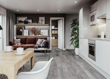 Saxton Lane, Leeds LS9. 2 bed flat for sale