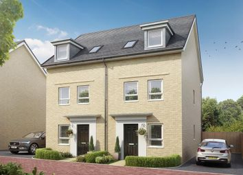 """Thumbnail 3 bedroom end terrace house for sale in """"Paglesham"""" at Lower Road, Hullbridge, Hockley"""