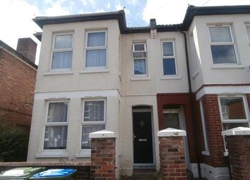 Thumbnail 3 bedroom semi-detached house to rent in Burlington Road, Southampton