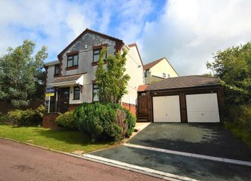 Thumbnail 3 bed detached house for sale in Mead Close, Ivybridge