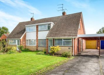 Thumbnail 3 bed bungalow for sale in Sherwood Walk, Leamington Spa