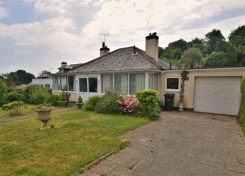 Thumbnail 3 bed detached bungalow for sale in North Rocks Road, Broadsands, Paignton, Devon