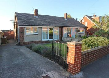 Thumbnail 3 bed semi-detached bungalow for sale in Charles Street, Ryhill, Wakefield, West Yorkshire