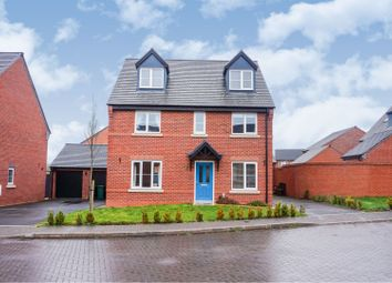 5 bed detached house for sale in Warwick Close, Littleover, Derby DE23
