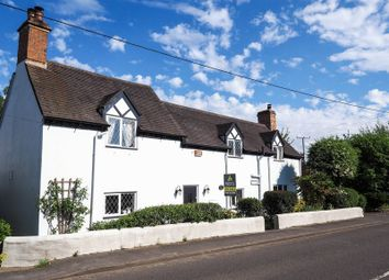 Thumbnail 3 bed cottage for sale in Wood Lane, Yoxall, Burton-On-Trent