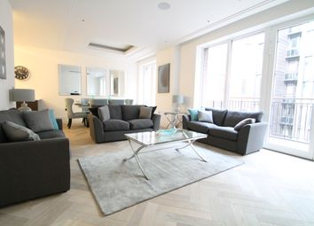 Thumbnail 3 bed flat to rent in Marsham Street, London