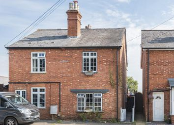 Thumbnail 3 bed semi-detached house for sale in Fairview Cottages, Binfield