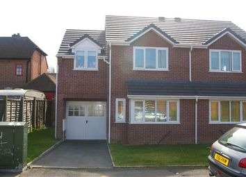 Thumbnail 3 bed semi-detached house to rent in Taylor Street, Wednesfield, Wolverhampton