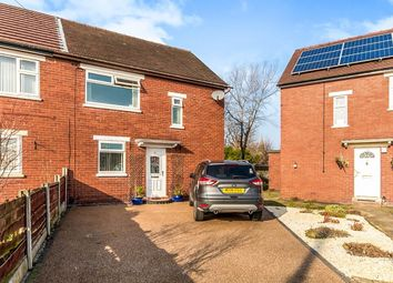 Thumbnail 3 bed semi-detached house for sale in Lees Avenue, Denton, Manchester