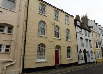 Thumbnail 2 bed flat to rent in East Street, Weymouth