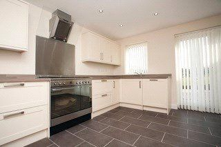 Thumbnail 4 bed terraced house to rent in Sangha Close, Leicester, Leicestershire