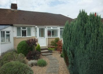 Thumbnail 2 bed semi-detached bungalow to rent in Fordwater Road, Chertsey, Surrey