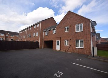 Thumbnail 1 bed detached house to rent in Black Eagle Court, Burton-On-Trent