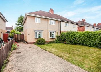 Thumbnail Semi-detached house for sale in Bamford Street, Tamworth, Staffordshire, West Midlands