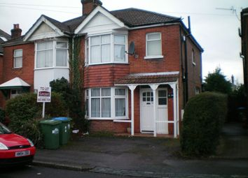 Thumbnail 1 bedroom flat to rent in Jameson Road, Southampton