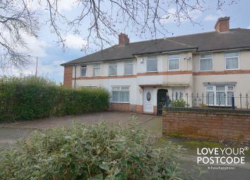 Thumbnail 3 bed terraced house for sale in College Road, Kingstanding, Birmingham