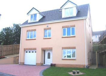 Thumbnail 6 bed property for sale in Starling Park, Johnstown, Carmarthen