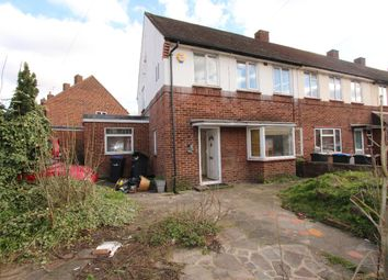 Thumbnail 5 bedroom end terrace house to rent in St. Martins Close, Enfield