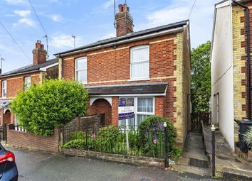 Thumbnail 2 bed semi-detached house for sale in Woodland Road, Tunbridge Wells