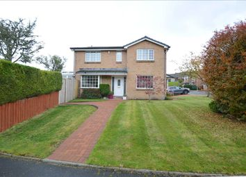 Thumbnail 4 bed detached house for sale in Clove Mill Wynd, Larkhall