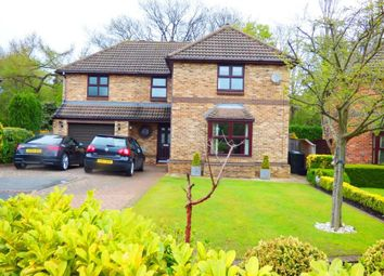Thumbnail 4 bedroom detached house for sale in Abbey Court, Normanby, Middlesbrough